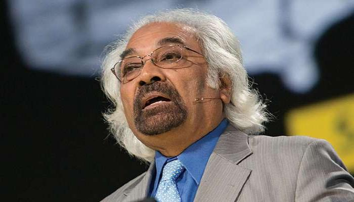 sam pitroda congress