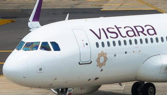vistara flight