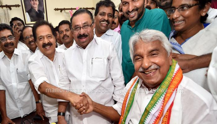 Ummanchandy allowed to compete amy constituency